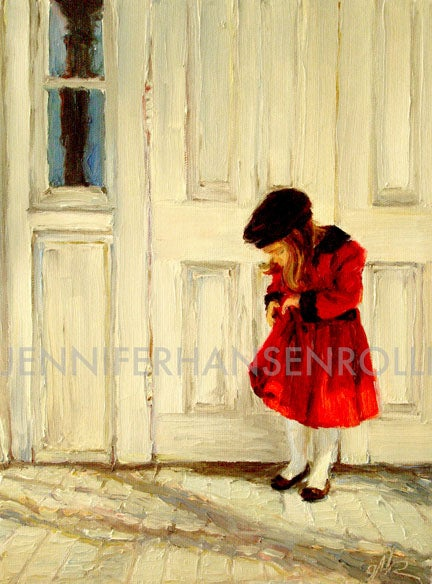 Image of Looking For Pockets giclée print