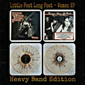 Image of Little Foot Long Foot - Woman EP