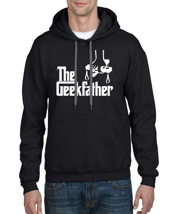 Image of GeekFather Hoodie