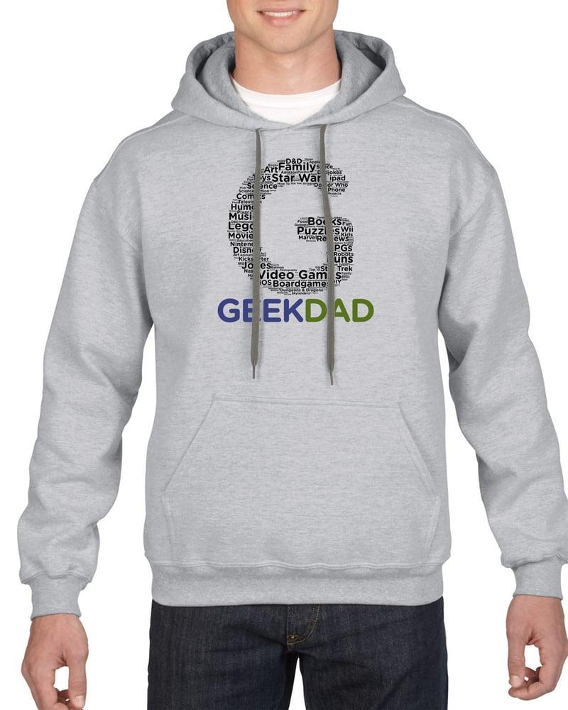 Image of GeekDad Hoodie
