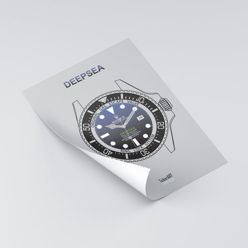 Image of DEEPSEA SEA-DWELLER