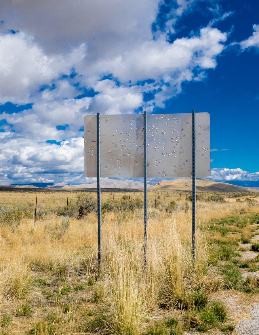 Image of Peppered, Utah