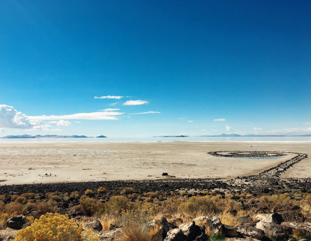 Image of The Great Salt Lake