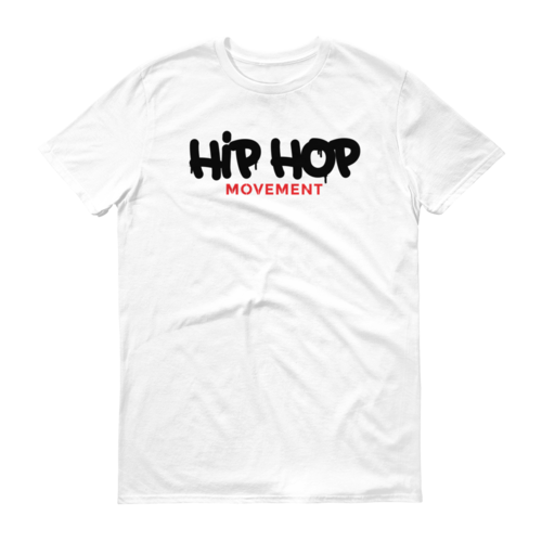Image of Hip Hop Movement T-Shirt