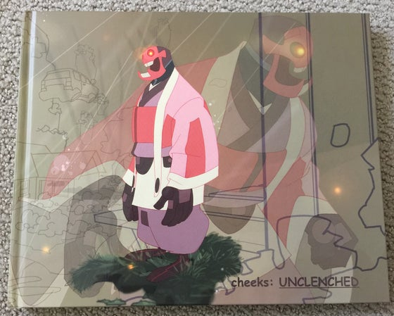 Image of Cheeks: UNCLENCHED ---2009 Artbook