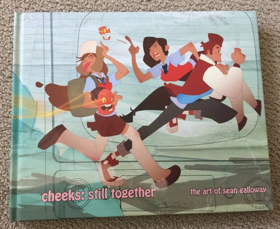 Image of Cheeks: Still Together ---2011 Artbook