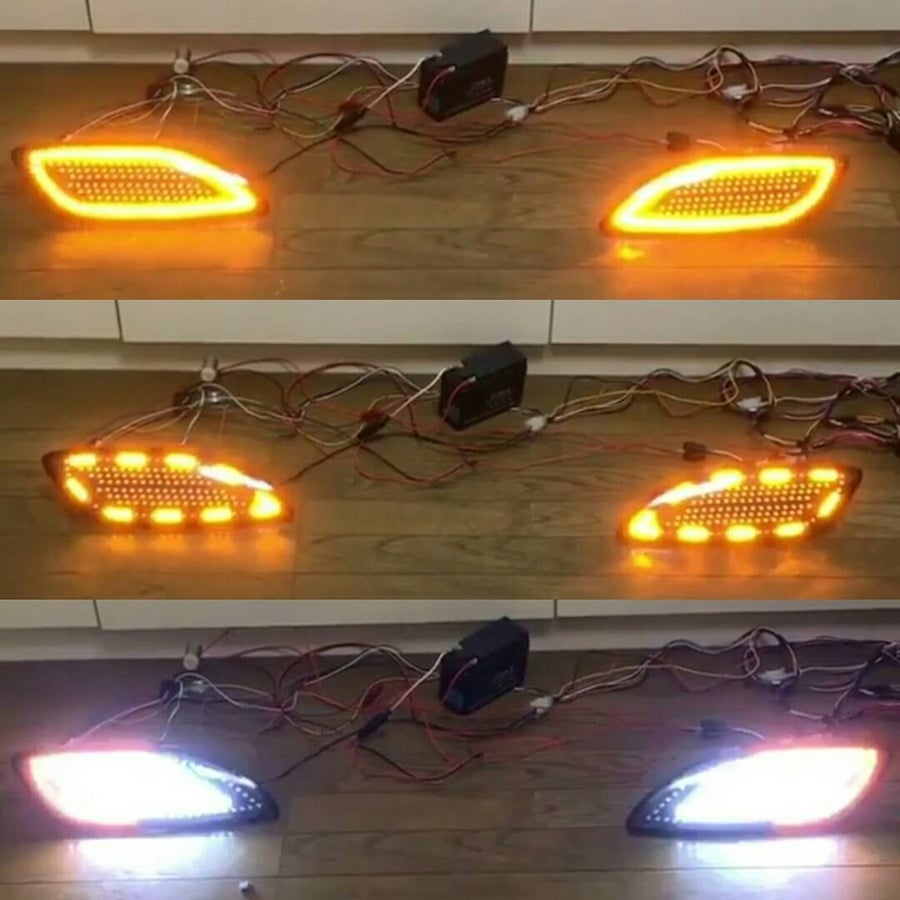 Image of P.LUXE Bumper Lights Mazda FD3S RX-7
