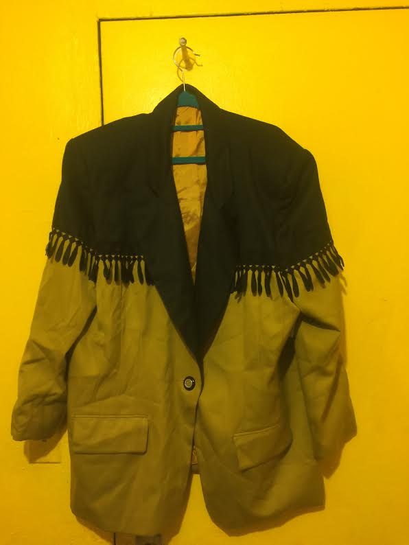 Image of Vintage Cowgirl Blazer