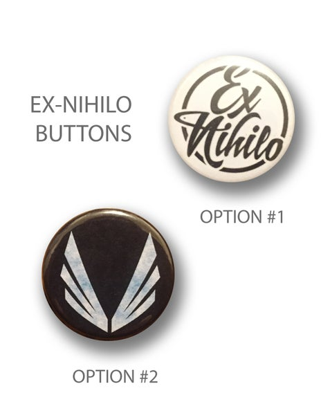 Image of Ex-Nihilo Buttons