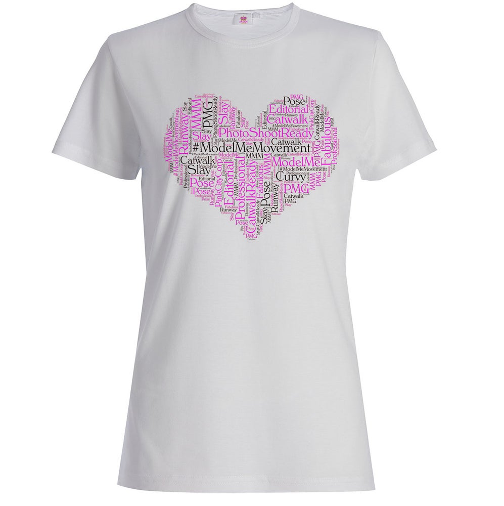 Image of I Heart MMM Shirt!
