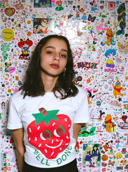 Image of ♡ WELL DONE TEE ♡ PRE ORDER ONLY