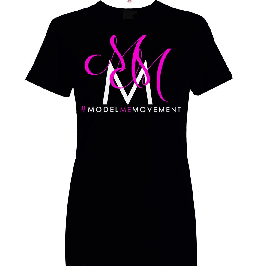 "Image of ModelMe Movement ""MMM"" Shirt"