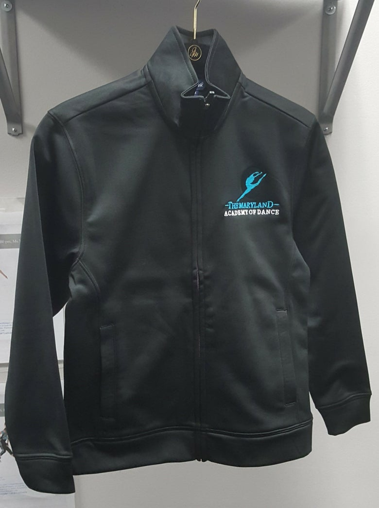 Image of MAD - WARM-UP JACKET (ONLY)