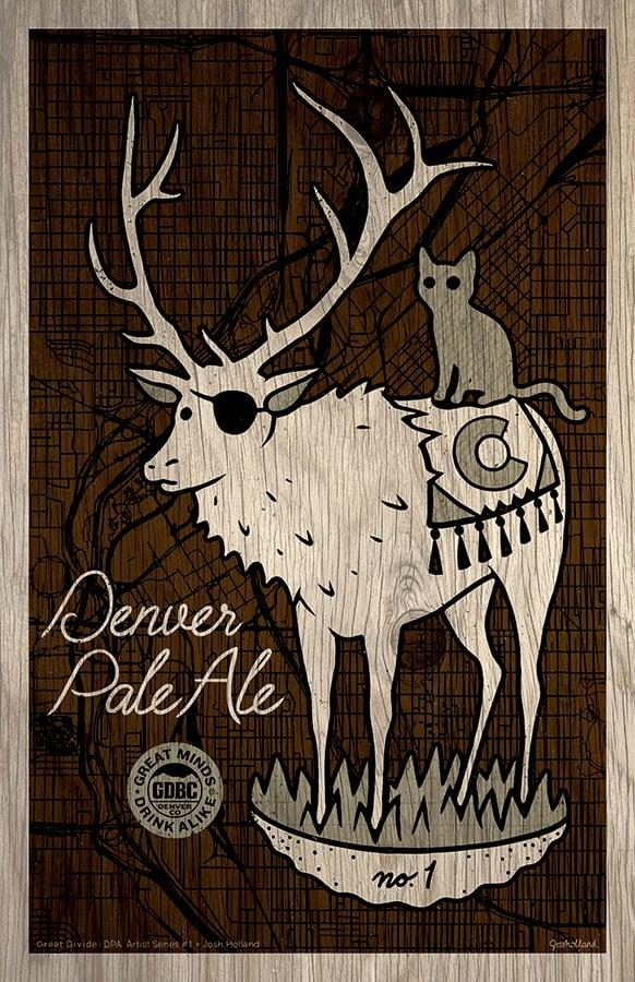 Image of DENVER PALE ALE POSTER