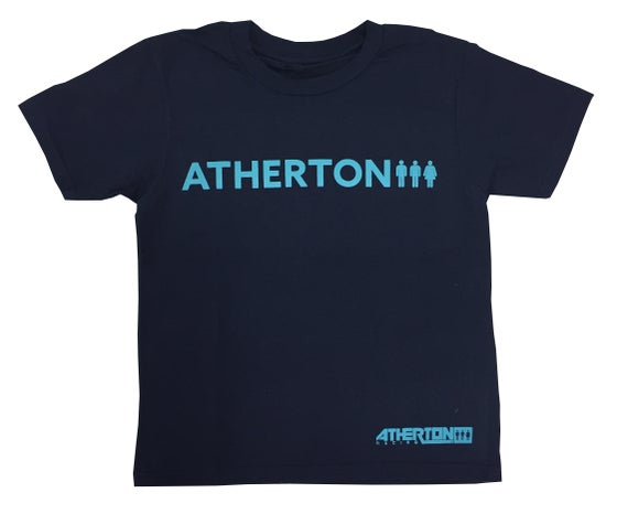 Image of Kids Word Tee  - Navy