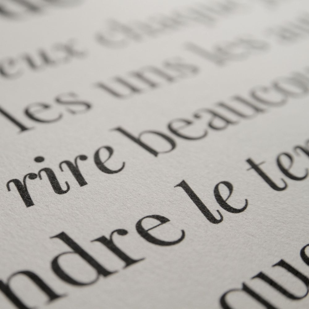 Image of Affiche Les Règles De La Maison