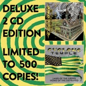 Image of CYCLONE TEMPLE - I Hate Therefore I Am + Land Of The Greed (2 CD Set)