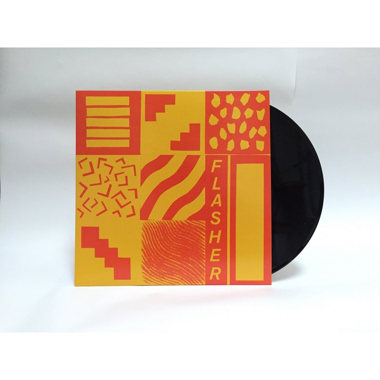 "Image of Flasher - S/T EP 12"" (SPR-014)"