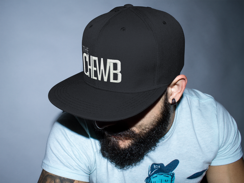 Image of Black Snapback