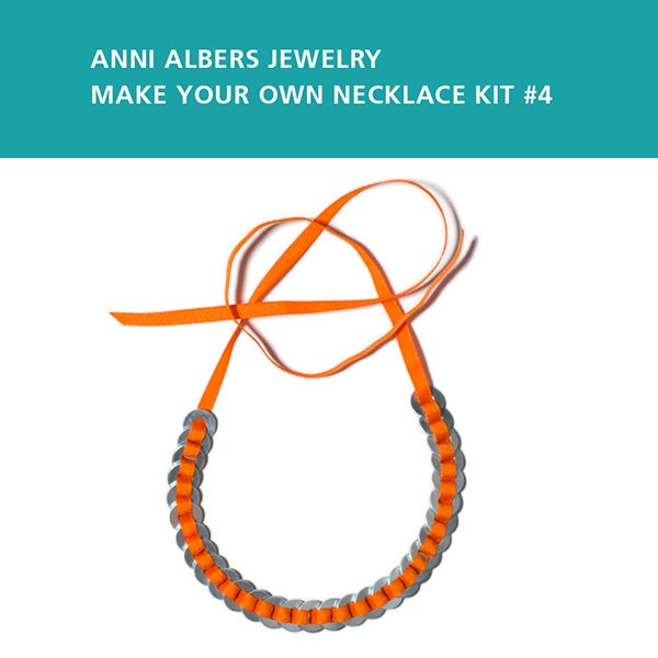 Home Albers By Design: Anni Albers Jewelry: Make Your Own Necklace Kit #7