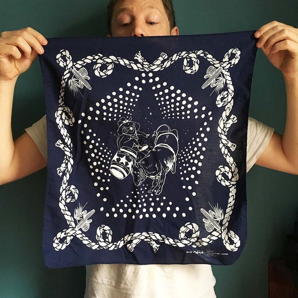 Image of Twenty Four Hour Woman Bandana