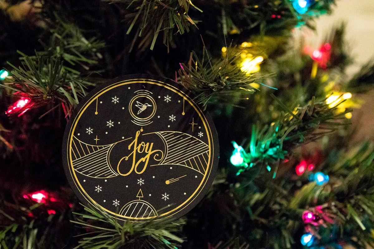 Image of Limited Edition 2016 Holiday Ornament