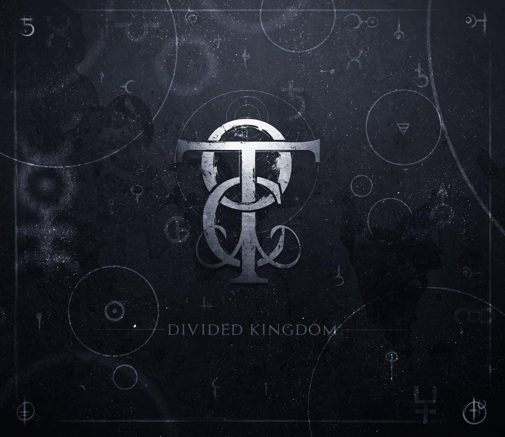 Image of ALBUM - DIVIDED KINGDOM - CD