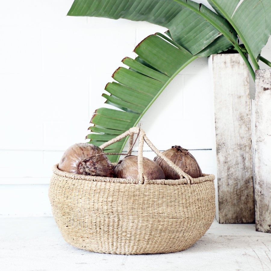 Image of Slouch Basket Natural