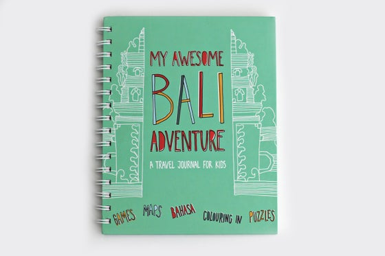 Image of My Awesome Bali Adventure book