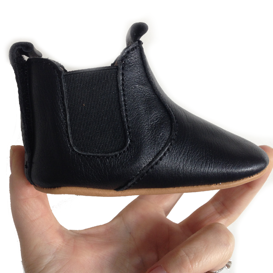 Image of Aussie Work Bootie - Black