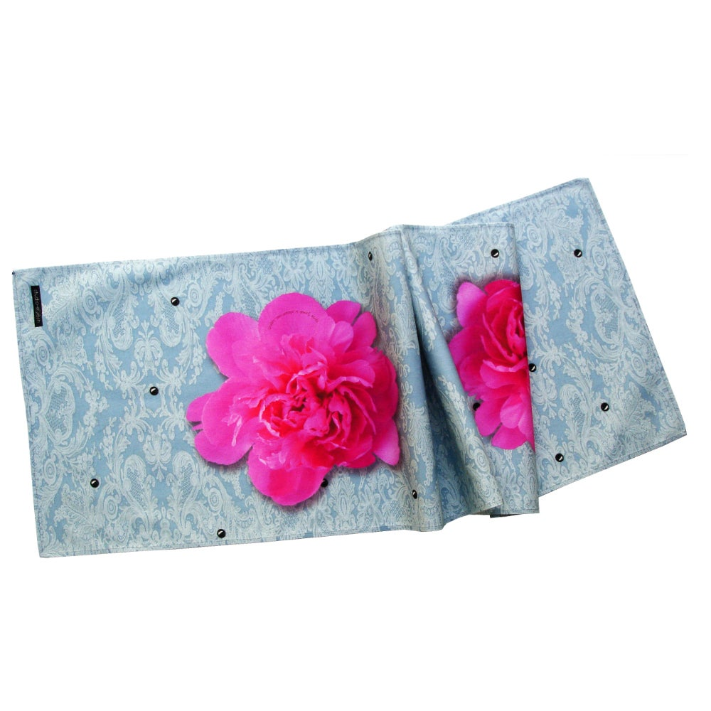 Image of Digitally printed table runner Aristotle