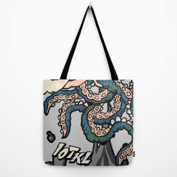 Image of 10TKL TOTE BAG V.2
