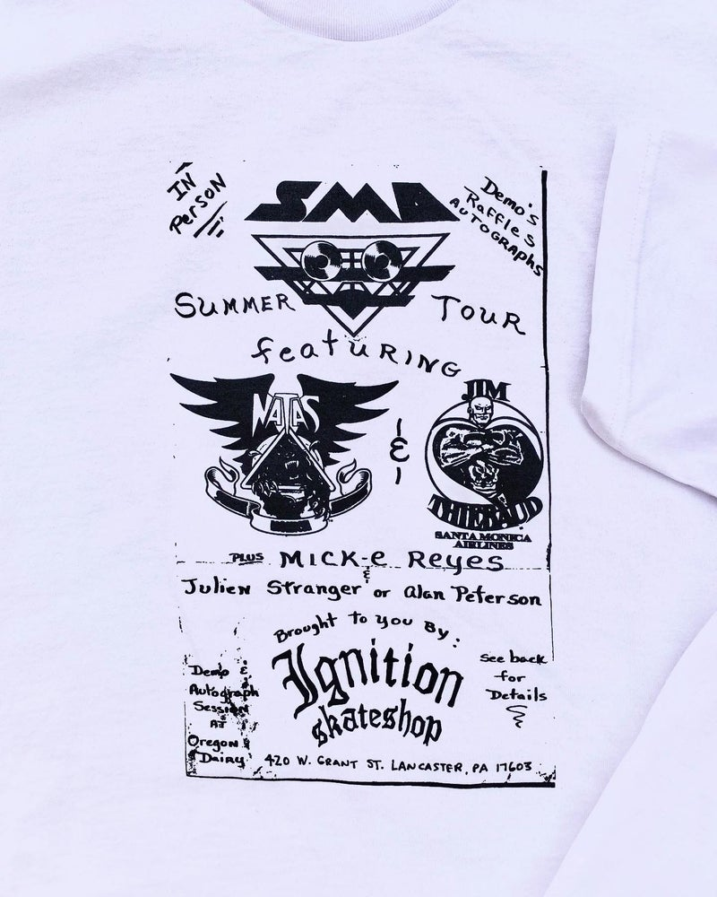 Image of CADILLAC TOUR FLYER TEE