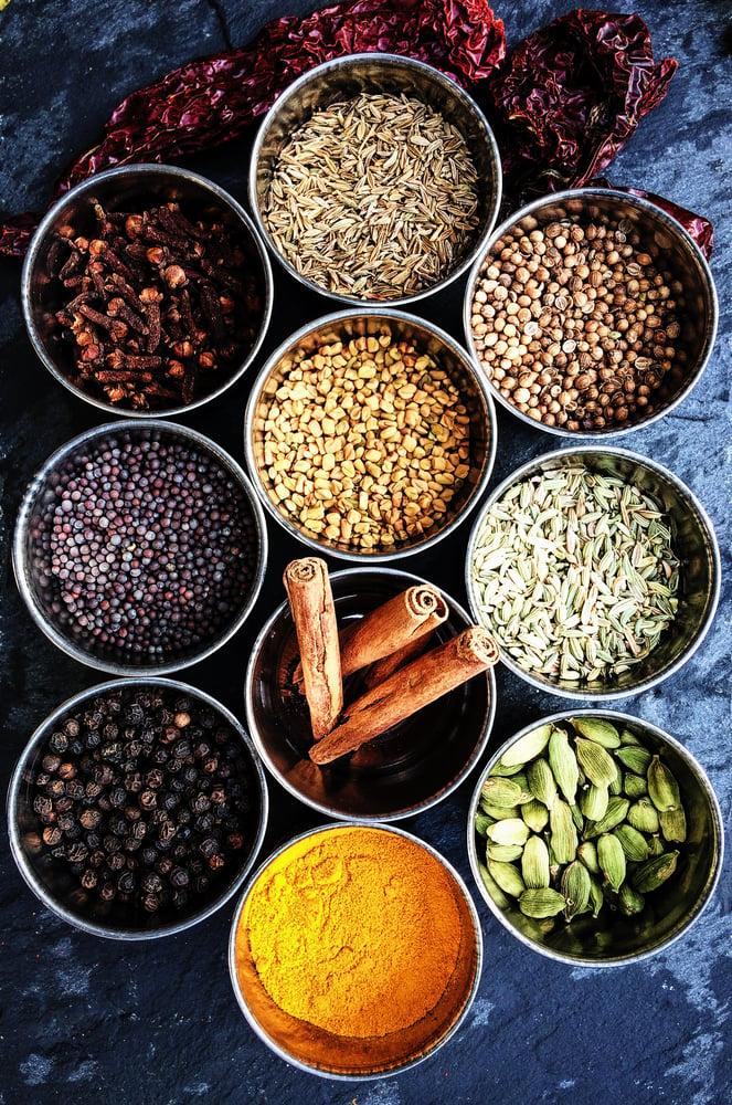 Image of Raw Sri Lankan Curry Powder