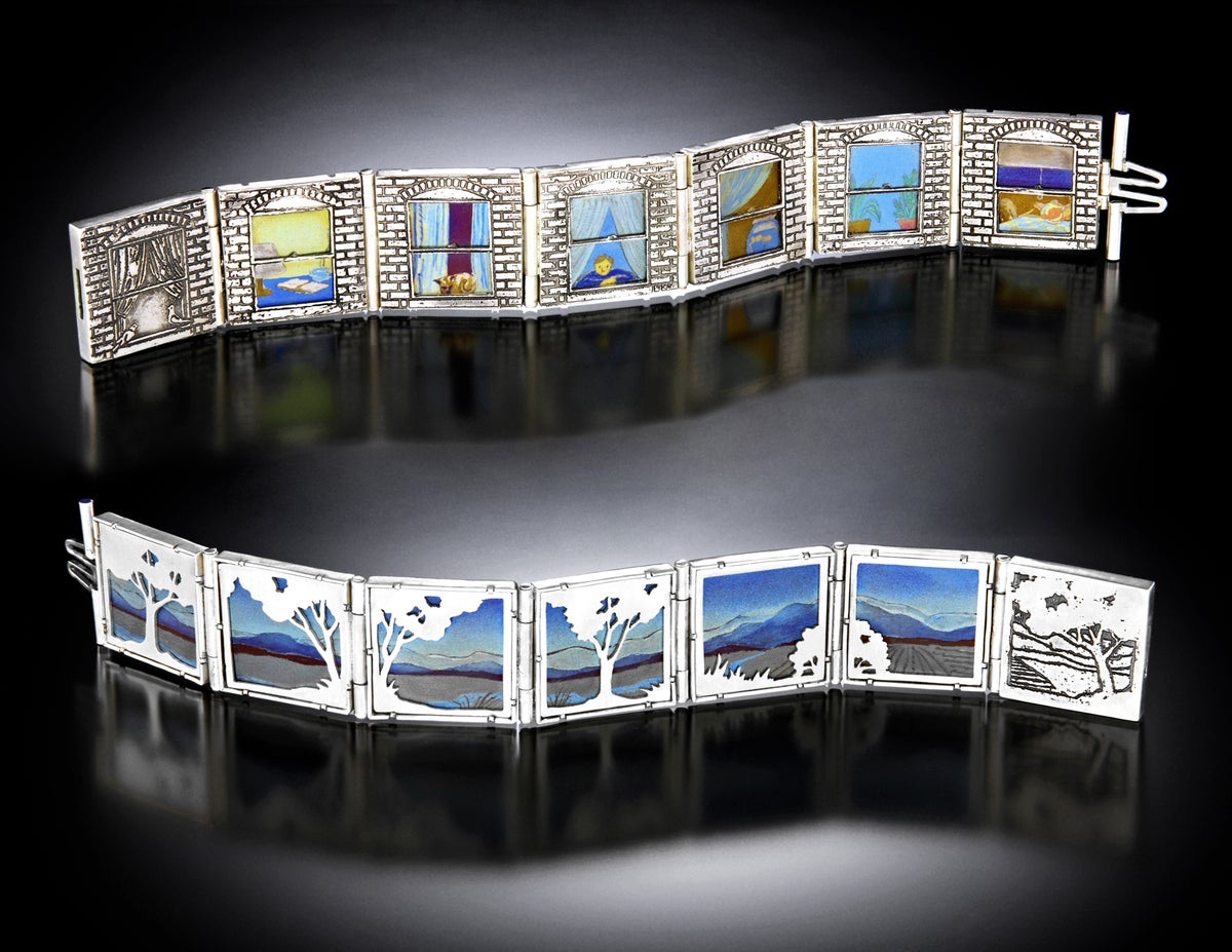 Image of Inside/Outside Bracelet