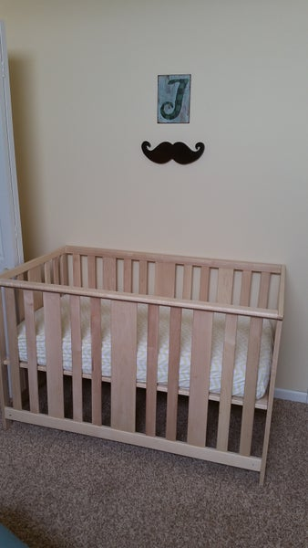 Image of Maple Crib