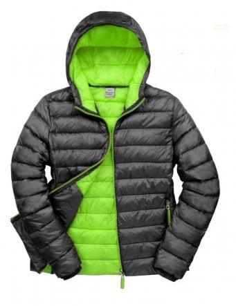 Image of South Berkshire HC Padded Hooded Jacket