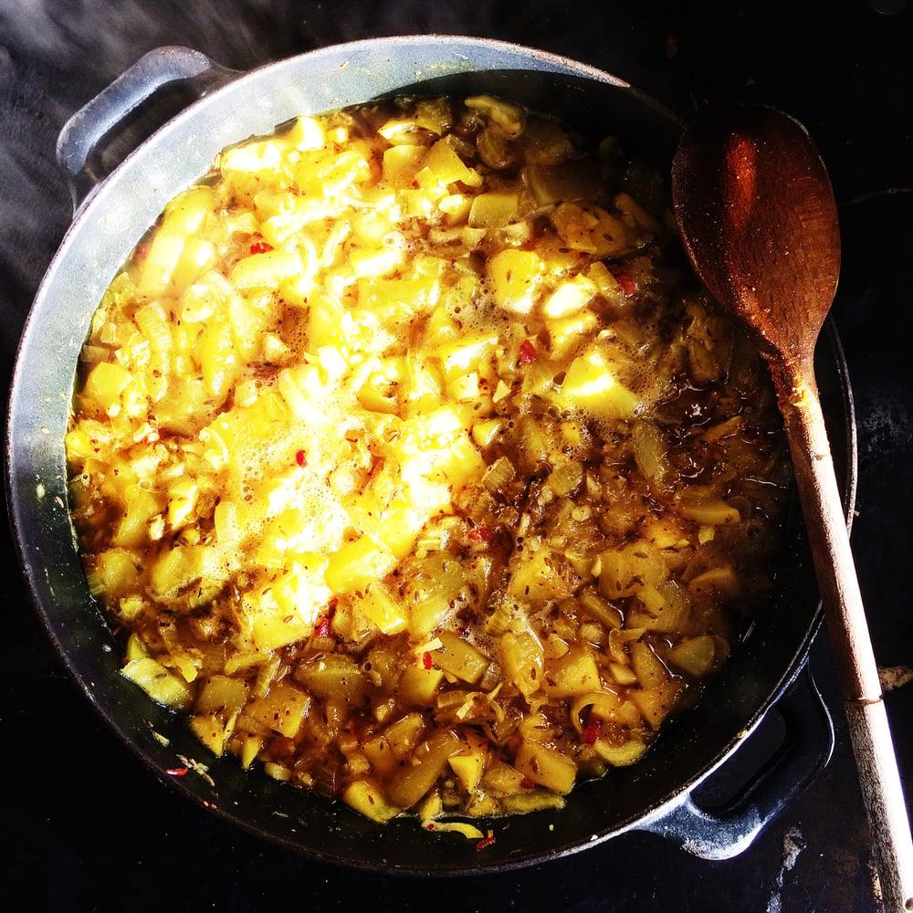 Image of Sweet Mango Chutney