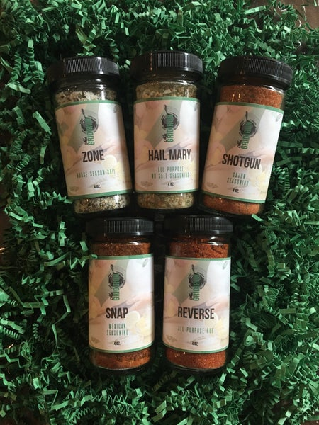 Image of The Front Five: All 5 Spice Blends Gift Set