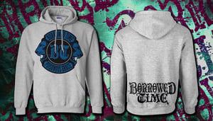 Image of BORROWED TIME 'Poisonous Grace' Hooded Sweatshirt