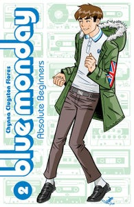 "Image of SIGNED BLUE MONDAY Vol. 2 TRADE PAPERBACK ""Absolute Beginners"""