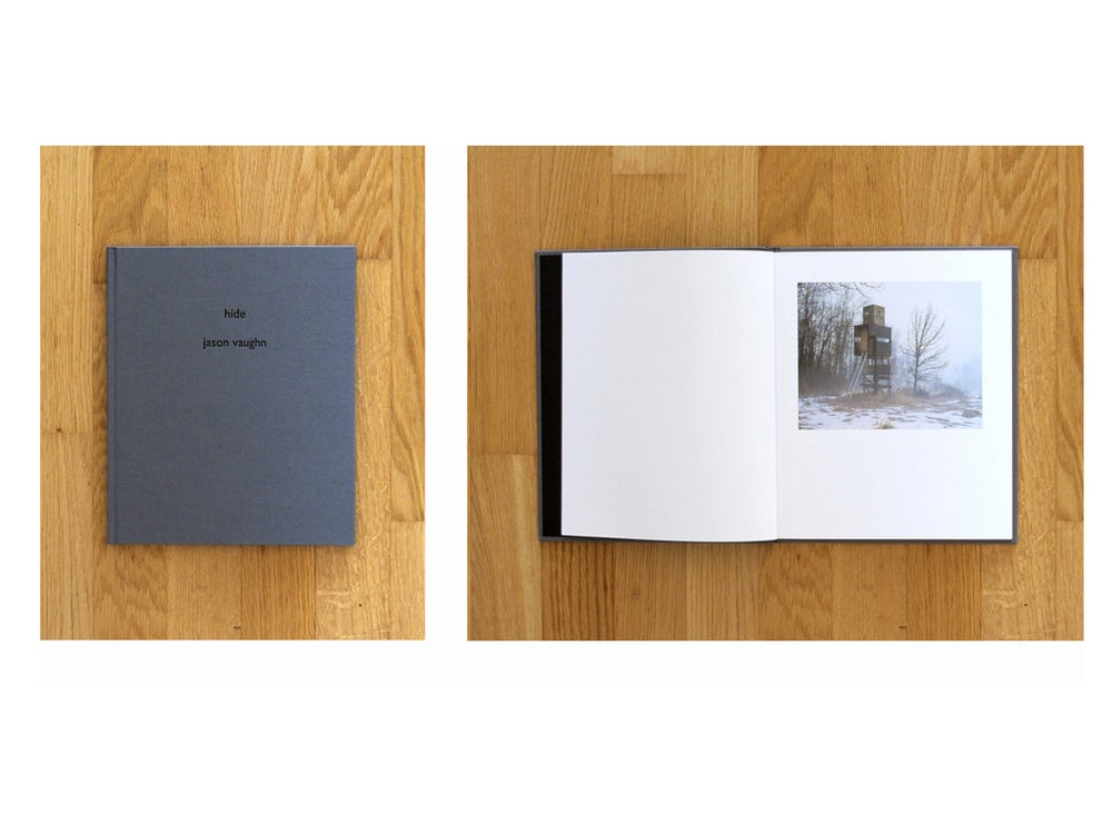 Image of hide book