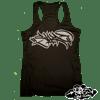 SIKA clothing Tag on Galdem Tank Top