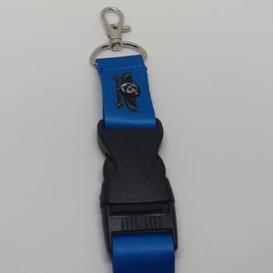 Image of Blue - StanceWars Logo Lanyards