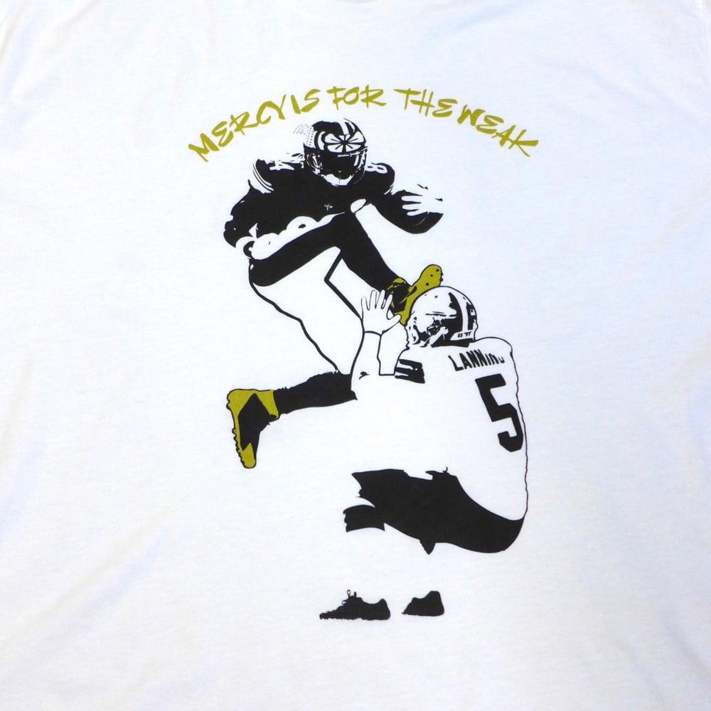 """Image of Antonio Brown """"The Kick"""""""