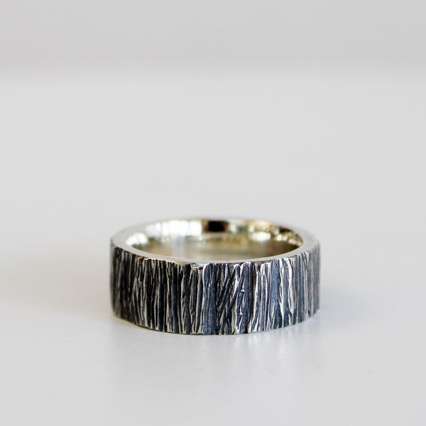 Image of Textured Ring