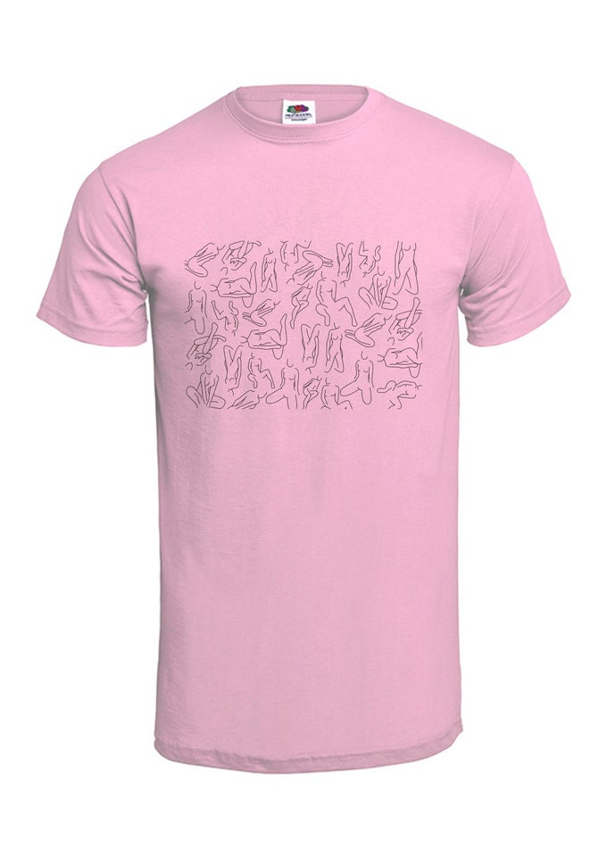 Image of PINK TEE