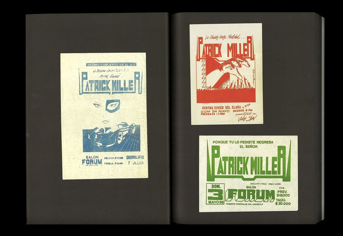 Image of Panther's Collection Book