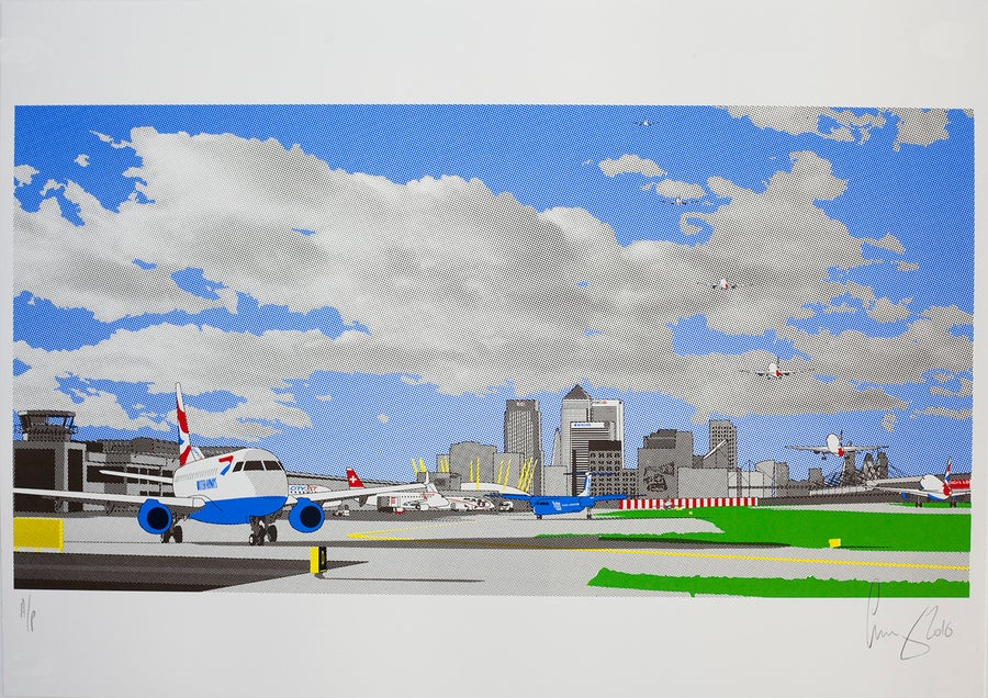 Image of London City Airport