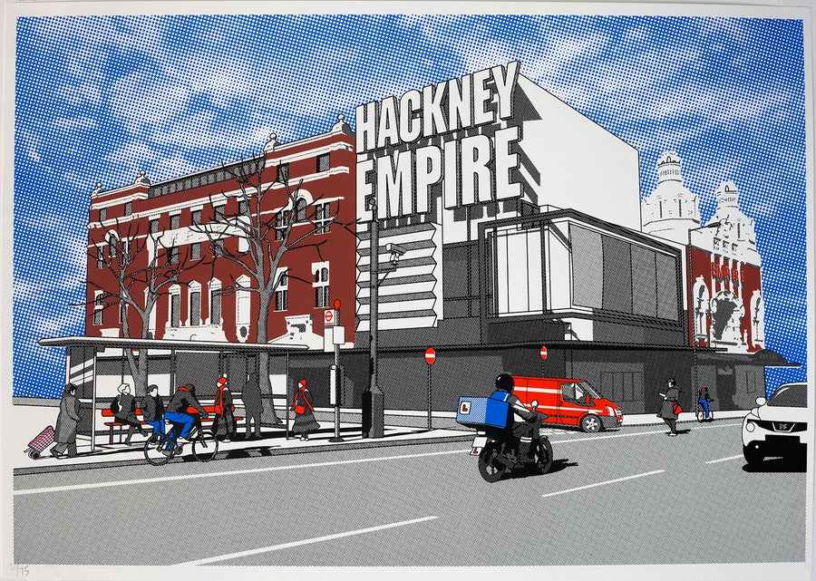 Image of Hackney Empire